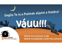 Már ugatja a Holdat a magyar Puli