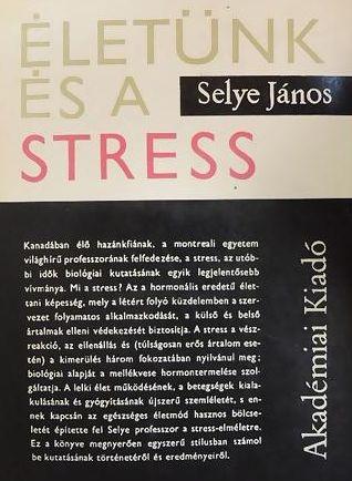 Életünk és a stress könyvborító