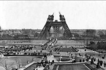 Halogatás - Eiffel-torony