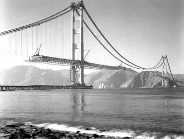 Halogatás - Golden Gate